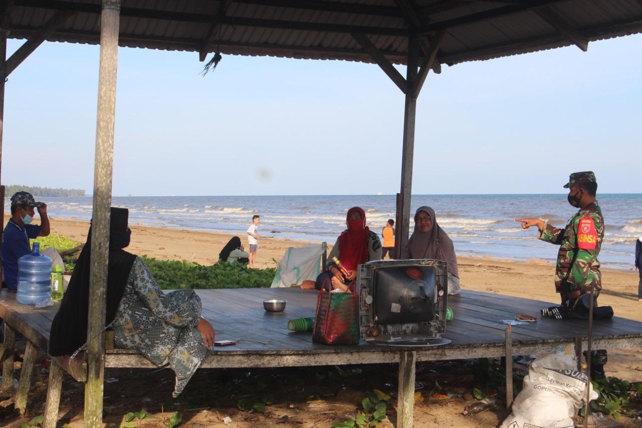 Serda Heri : Libur panjang, Boleh Berwisata ke Pantai Tapi Harus 3M dan 1