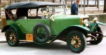 Panhard 1920 X31