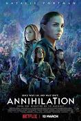 Annihilation (Aniquilación) (2018) ()