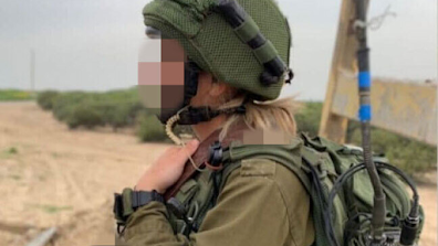 IDF prende 2 soldadas femininas por se beijarem na base militar