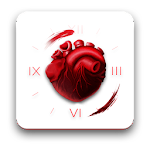 Watch Face: Realistic Heart Icon