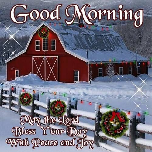 May the Lord Bless Your Day With Peace and Joy