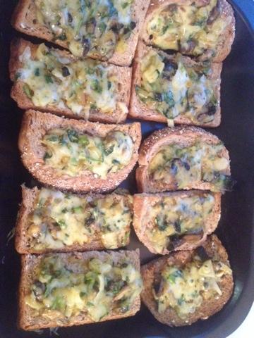 Homemade chilli cheese toast - my copy of Dishoom's recipe