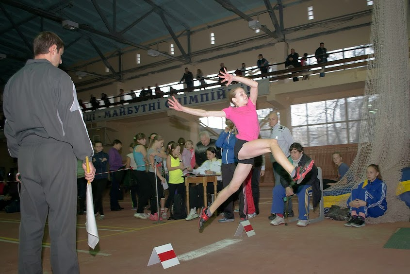фотографии Чемпионат Харьковской области среди юношей 1999 и младше по легкой атлетике