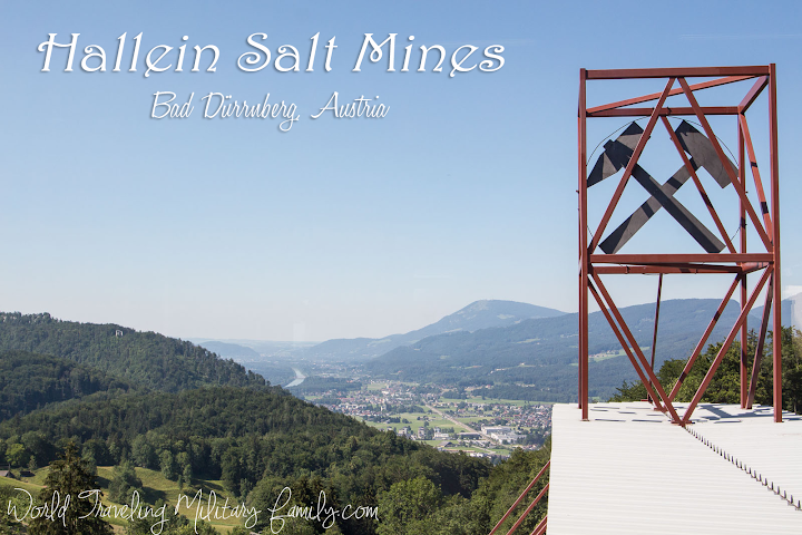 how to get to hallein salt mine from salzburg