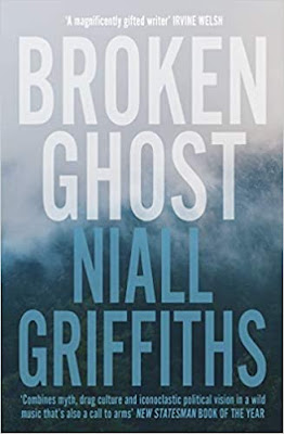 Broken Ghost - Wales Book of the Year