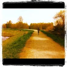 Photo: Walking a trail #gplus - via Instagram, http://instagr.am/p/Ju7q-CJfre/