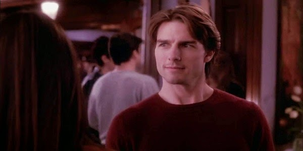 Screen Shot Of Hollywood Movie Vanilla Sky (2001) Download And Watch Online Free at Alldownloads4u.Com