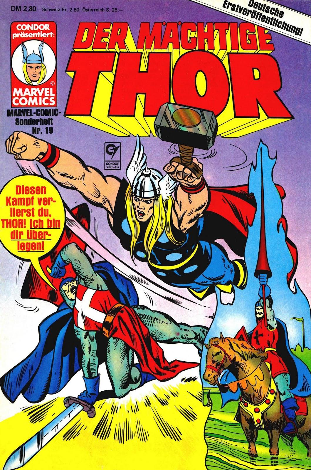 marvel comics deutsch