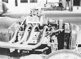 Here is a very early flathead cad hot rod.