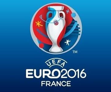 Logo Euro Copa Francia 2016 en vivo Colombia tvcolombiaenvivo.com
