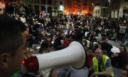 queixas e protestos