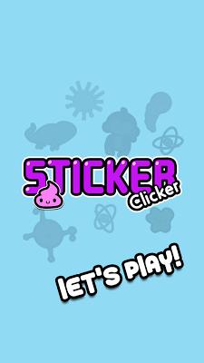 Sticker Clicker Evolution Game - screenshot