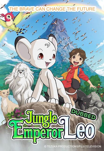 Jungle Emperor: The Brave Can Change the Future