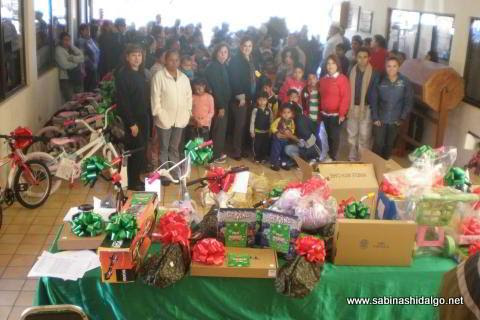 Evento Días Felices 2011 del DIF Municipal de Sabinas Hidalgo, Nuevo León