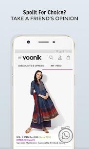 Voonik Online Shopping App 7
