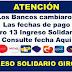 Consulte su Ingreso Solidario de abril en Daviplata, Nequi, Movii o Ahorro a la Mano.