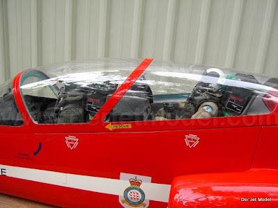 Bae Hawk - Der Jet Model