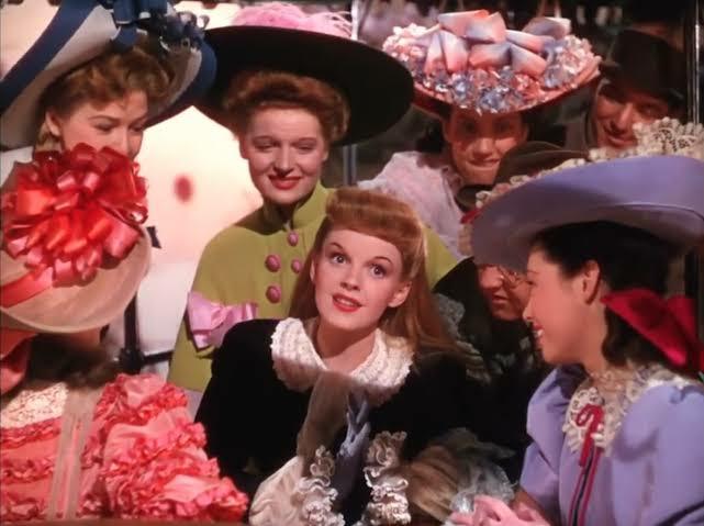 """Judy Garland dalam Film """"Meet Me in St. Louis"""""""