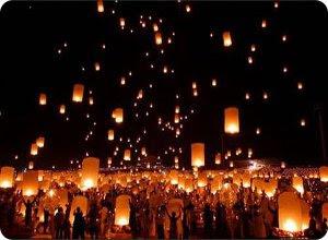 День молодежи в Твери отметят запуском воздушных фонариков