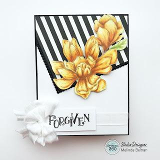 forgiven magnolia card