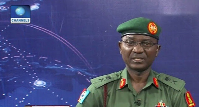 'We Will Monitor Social Media For Anti-Govt. Information' – Nigeria Military Reveals