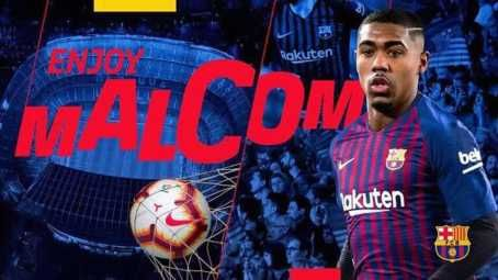 Barcelona FC Signs New Player