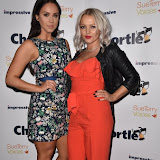 OIC - ENTSIMAGES.COM - Vicky Pattison and Hannah Spearritt at the  Chortle Comedy Awards in London 22nd March 2016 Photo Mobis Photos/OIC 0203 174 1069