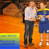 Seniors masculins 1 contre Toucy (23-03-13)
