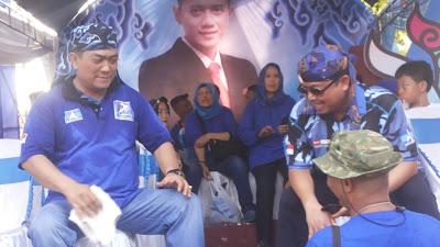 Pastikan Azis Sebagai Balon Walikota Cirebon Di Hari Jadi Demokrat ke 16