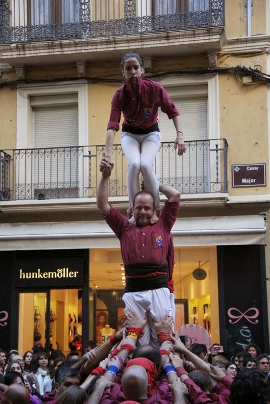 19è Aniversari Castellers de Lleida. Paeria . 5-04-14 - IMG_9575.JPG