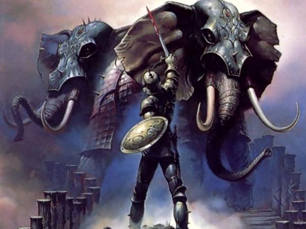 Butcherly Warriors From Hell, Battle