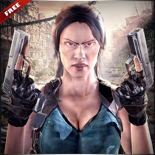 Secret Agent frontline commando fps shooting game