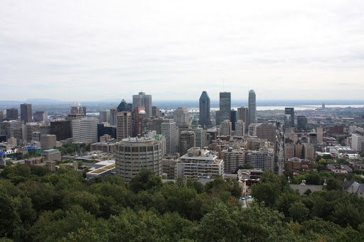 Mont Royal. From Travel Writers' Secrets: Top Montreal Travel Tips