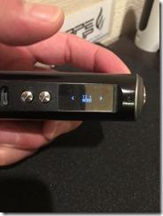 IMG 8719 thumb2 - 【見た目重視!ステルス系フルメタルMOD】「Rofvape Witcher Box Mod 75W TC(ロフベイプ・ウィッチャー)」【レビュー】~これじゃなきゃダメなの(*'∀'*)?編~