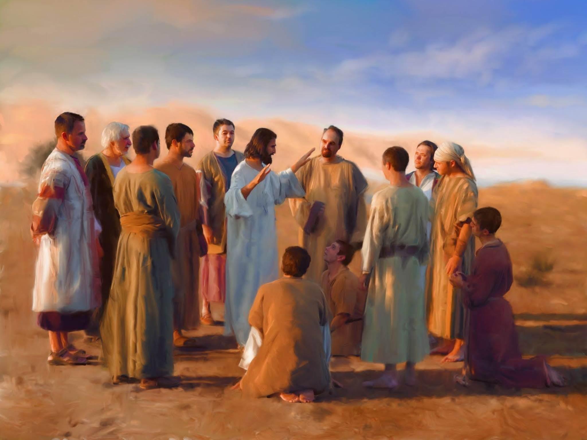 Bình an cho anh em (04.5.2021 – Thứ Ba Tuần 5 Phục Sinh)