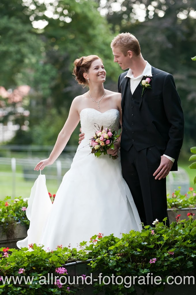 Bruidsreportage (Trouwfotograaf) - Foto van bruidspaar - 169