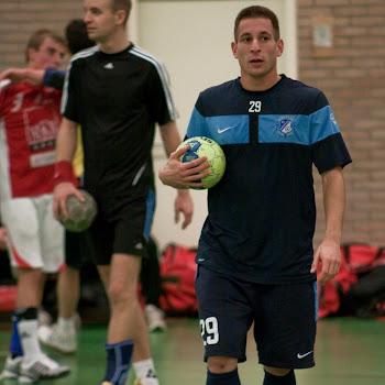 Heren 1 traint met FC Eindhoven