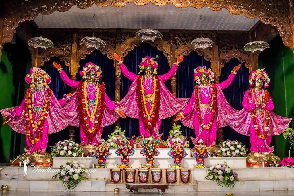 ISKCON Mayapur Deity Darshan 18 Jan 2017 (15)