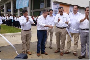 Inauguración sede Sena Norte del Cauca