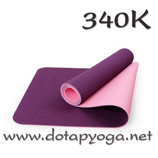 thảm tập yoga chất liệu tpe
