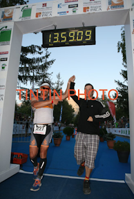 I am a Finisher in Embrunman 2013