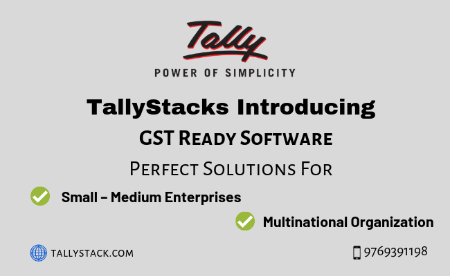 Cloud based Tally accounting software