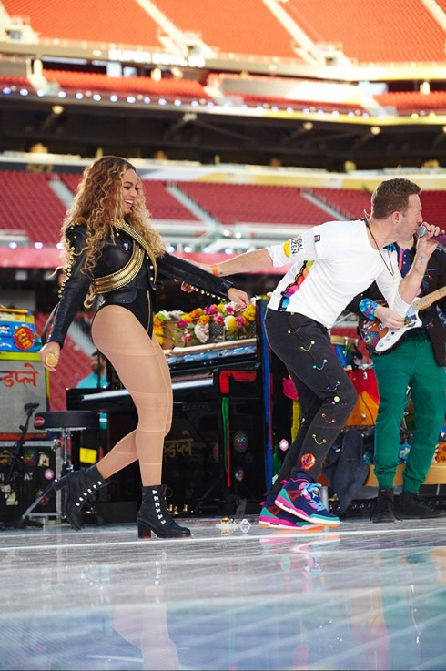 coldplay beyonce bruno mars superbowl halftime show41