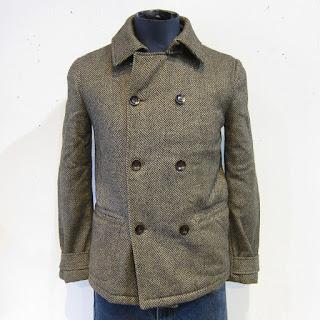 A.P.C. Herringbone Jacket