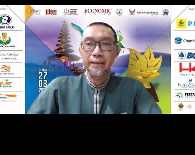 Sisihkan Ratusan Perusahaan, Bank Kalsel Raih CSR Award 2021