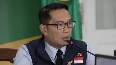 Ridwan Kamil : Masyarakat Tidak Boleh Menolak Untuk Vaksin Corona