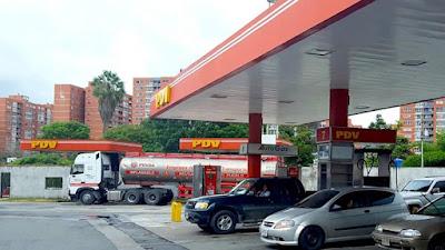 diluyentes de Irán para procesar gasolina