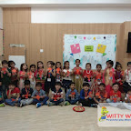 Makar Sankranti Celebrated by Jr Kg Section at Witty World, Chikoowadi (2017-18)