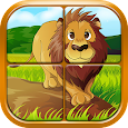 Animal Games for Kids Puzzles
